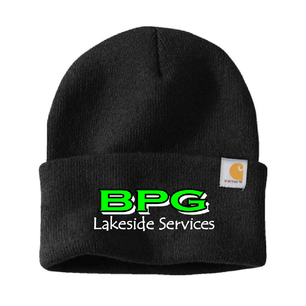 BPG Carhartt® Watch Cap 2.0-Headwear-Advanced Sportswear