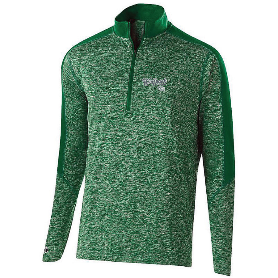 CGAA Baseball Mens Electrify 1/2 Zip Pullover - Advanced Sportswear Inc, - Newport, MN