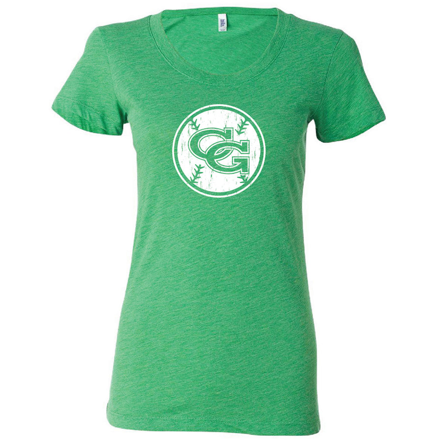 CGAA Baseball Ladies Triblend T - Advanced Sportswear Inc, - Newport, MN