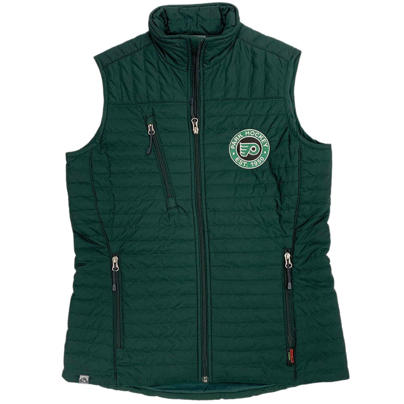 PARK HOCKEY QUILTED VEST-Outerwear-Advanced Sportswear
