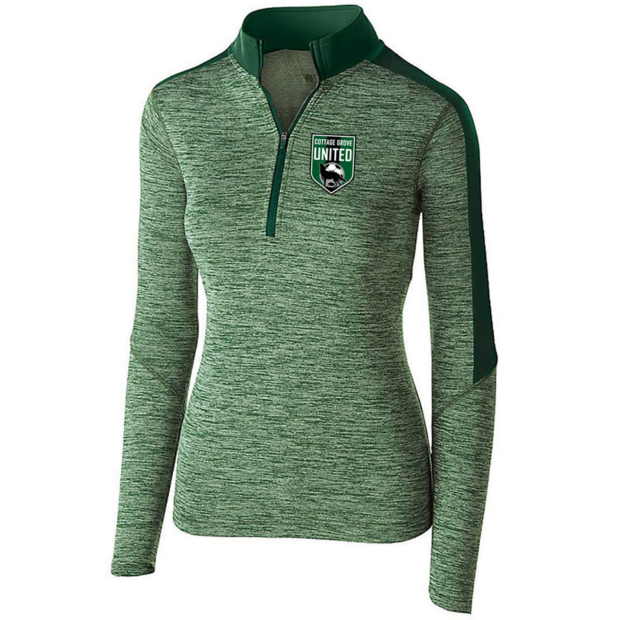 CGU ELECTRIFY 1/4 ZIP - Advanced Sportswear Inc, - Newport, MN