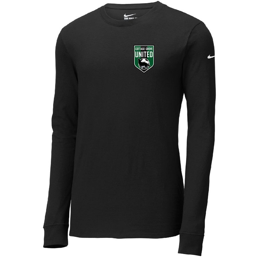 CGU NIKE CORE COTTON L/S T - Advanced Sportswear Inc, - Newport, MN