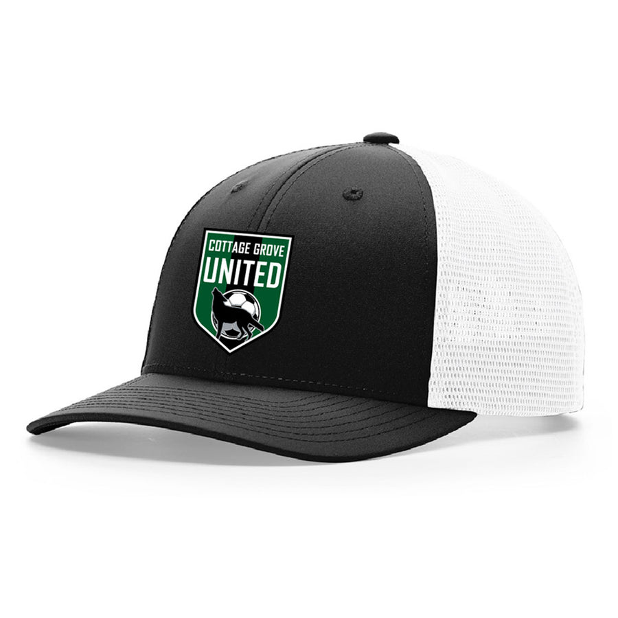 CGU PERFORMANCE MESH TRUCKER HAT - Advanced Sportswear Inc, - Newport, MN