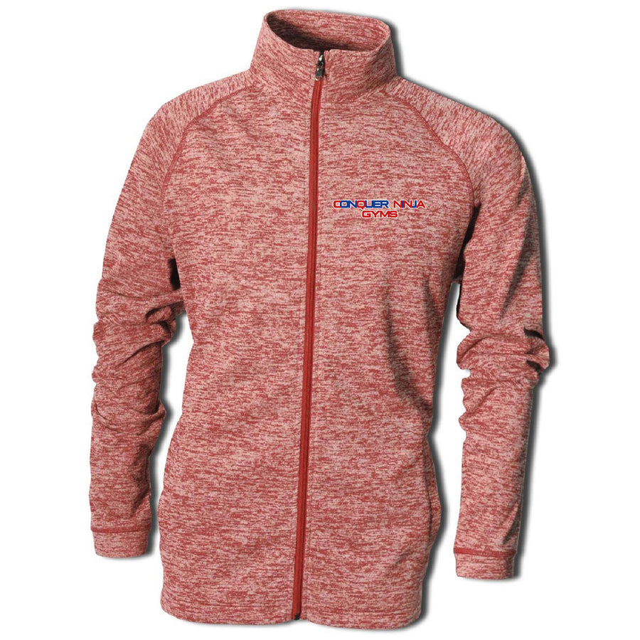CNG Vintage Heather Full Zip - Advanced Sportswear Inc, - Newport, MN