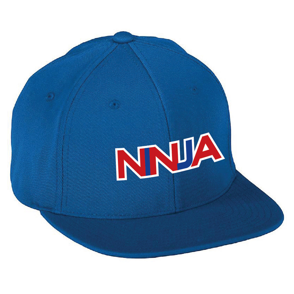 CNG Augusta Flat Bill Cap-Headwear-Advanced Sportswear