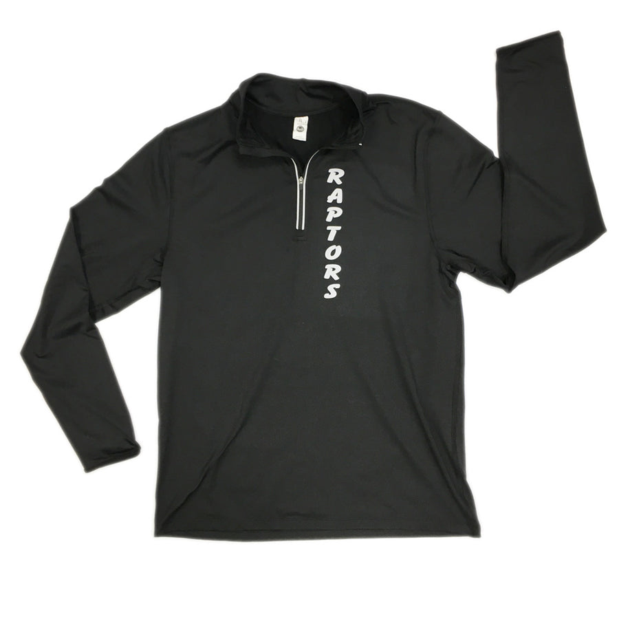 RAPTORS MENS PERFORMANCE 1/2 ZIP - Advanced Sportswear Inc, - Newport, MN