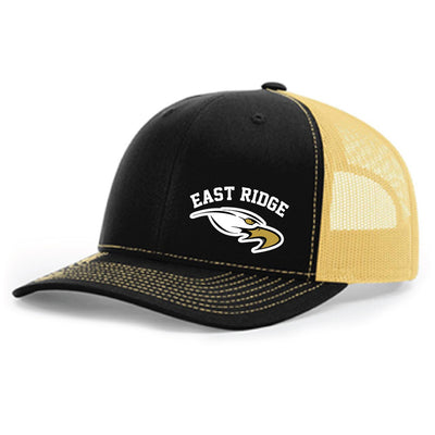 ER BIRD HEAD SNAPBACK MESH TRUCKER HAT-Headwear-Advanced Sportswear