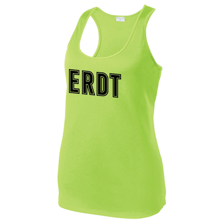 ERDT  - Jazz Practice Racer Back Tank - Mandatory - Advanced Sportswear Inc, - Newport, MN