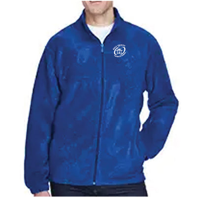 HOLY TRINITY CATHOLIC SCHOOL FULL ZIP FLEECE-Outerwear-Advanced Sportswear