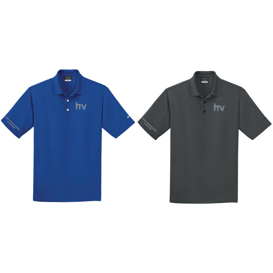 HV Nike Drifit Micro Pique Polo - Advanced Sportswear Inc, - Newport, MN