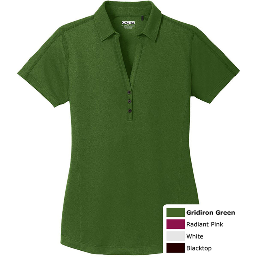 OGIO LADIES ONYX POLO - Advanced Sportswear Inc, - Newport, MN