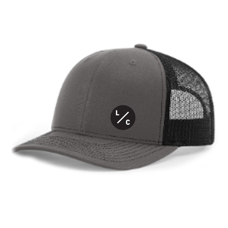 LINN MAINT - SNAP BACK MESH TRUCKER HAT-Headwear-Advanced Sportswear