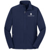 PORT AUTHORITY MENS CORE SOFTSHELL JKT-Outerwear-Advanced Sportswear