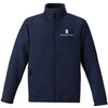 CORE 365 MENS JOURNEY FLEECE JACKET-Outerwear-Advanced Sportswear