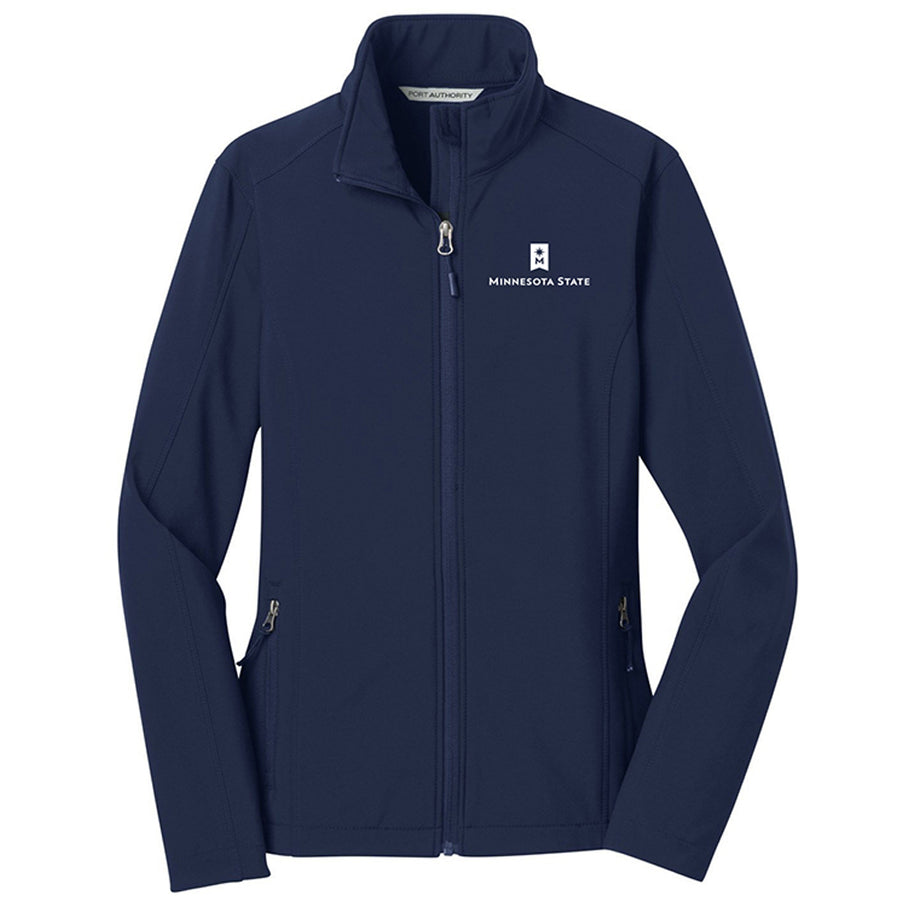 PORT AUTHORITY LADIES CORE SOFTSHELL JKT - Advanced Sportswear Inc, - Newport, MN