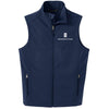 PORT AUTHORITY MENS CORE SOFTSHELL VEST-Outerwear-Advanced Sportswear
