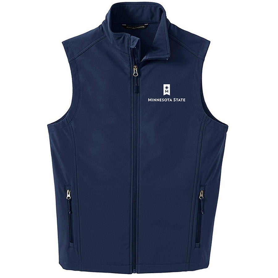 PORT AUTHORITY MENS CORE SOFTSHELL VEST - Advanced Sportswear Inc, - Newport, MN