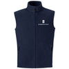 CORE 365 MENS JOURNEY FLEECE VEST-Outerwear-Advanced Sportswear