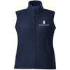 CORE 365 LADIES JOURNEY FLEECE VEST-Ladies-Advanced Sportswear