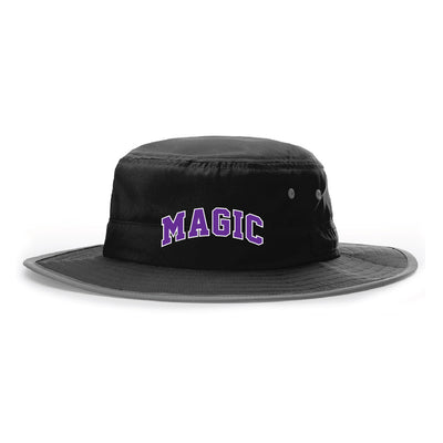 MN MAGIC WIDE BRIM SUN HAT-Headwear-Advanced Sportswear