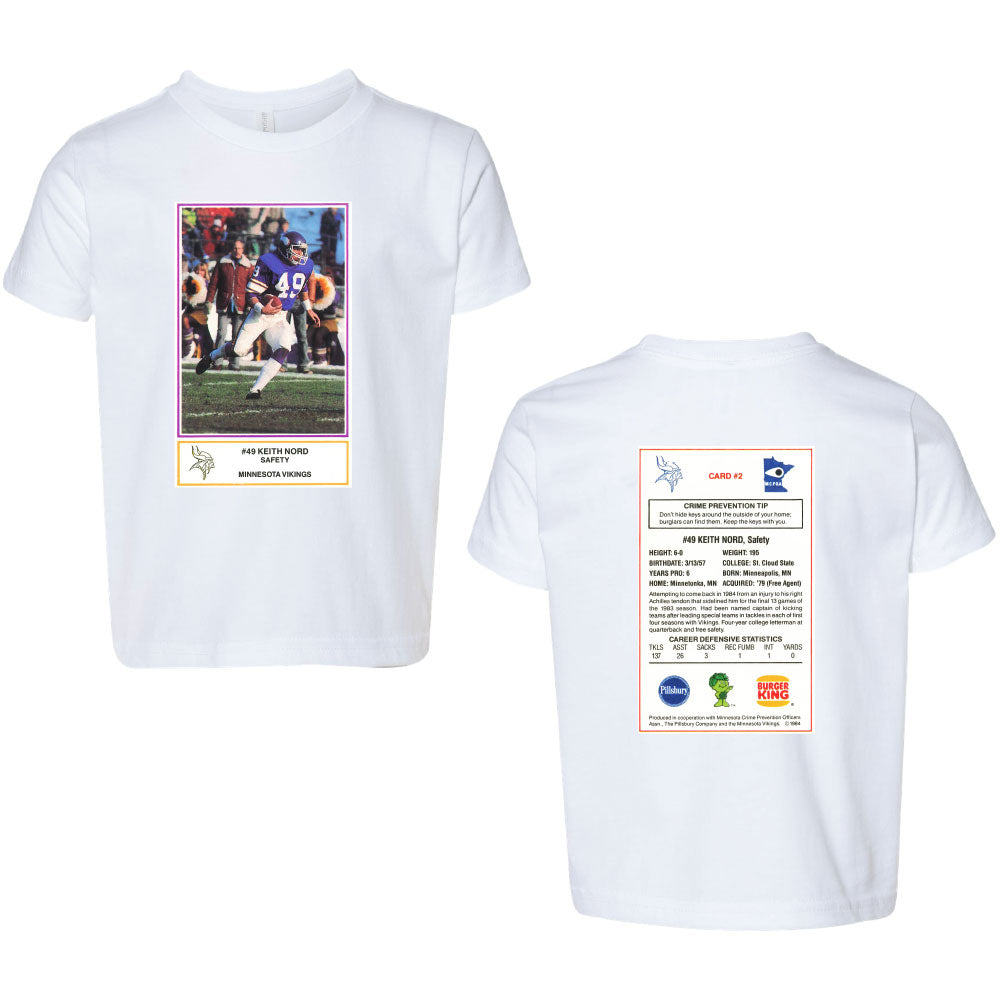 NORD FB CARD Next Level - Toddler Cotton Crew-TShirts-Advanced Sportswear