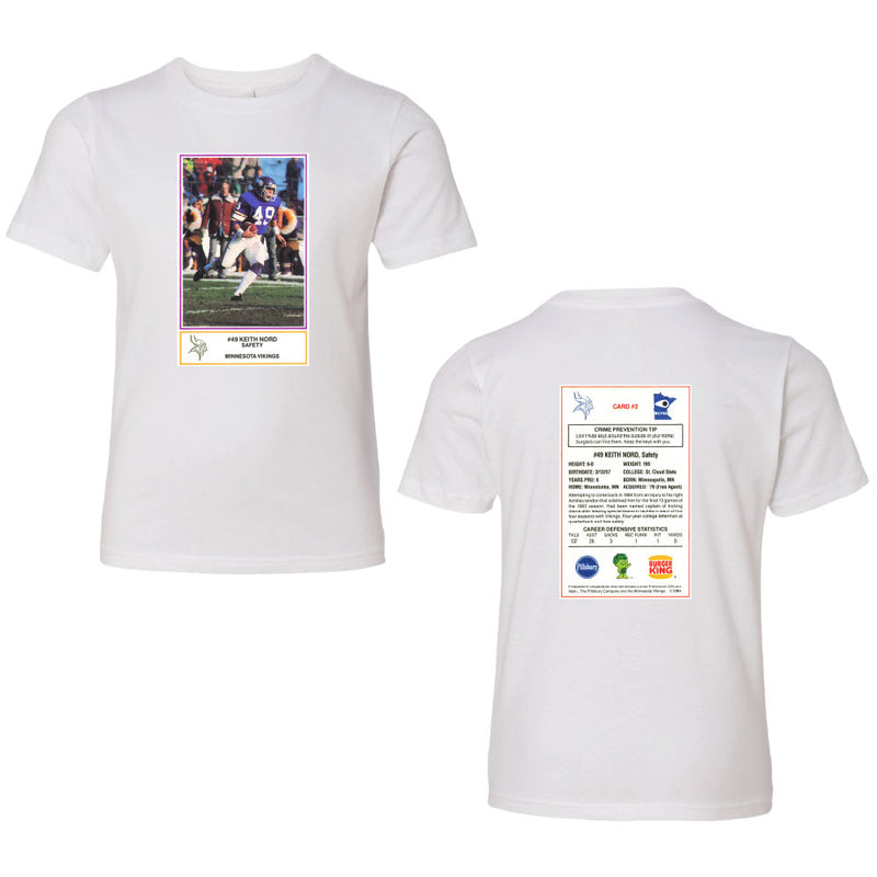 NORD FB CARD Next Level - Youth Cotton Crew-T'shirt-Advanced Sportswear