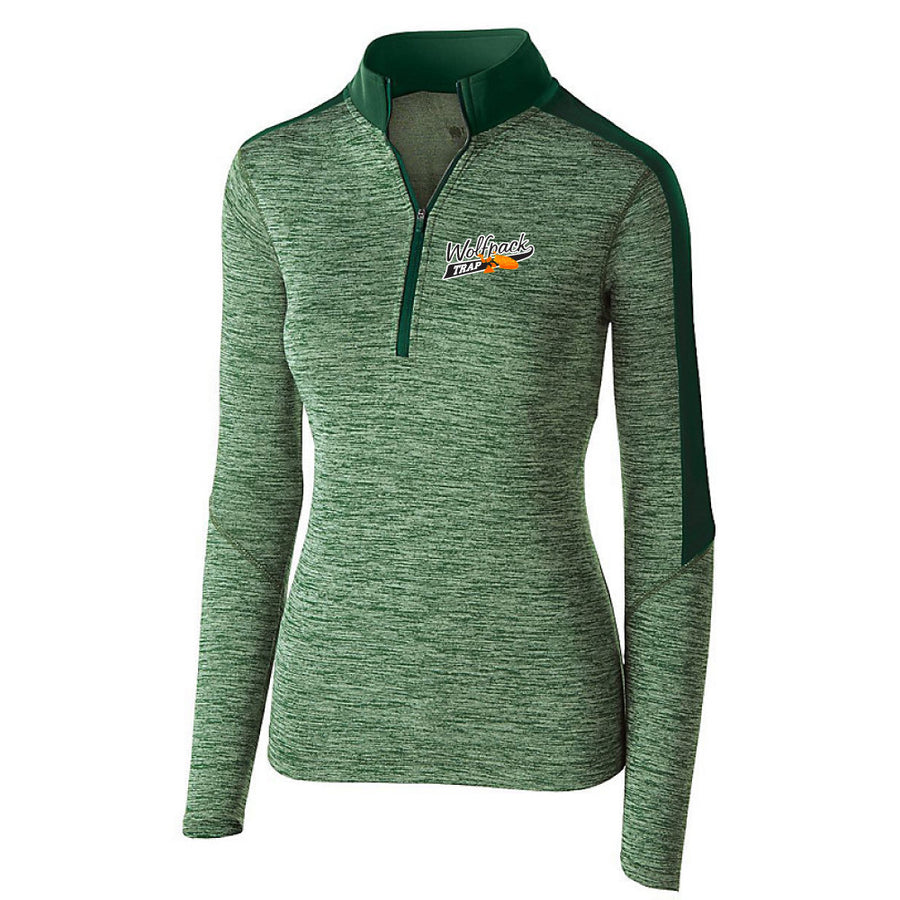 PARK TRAP LADIES ELECTRIFY 1/2 ZIP - Advanced Sportswear Inc, - Newport, MN