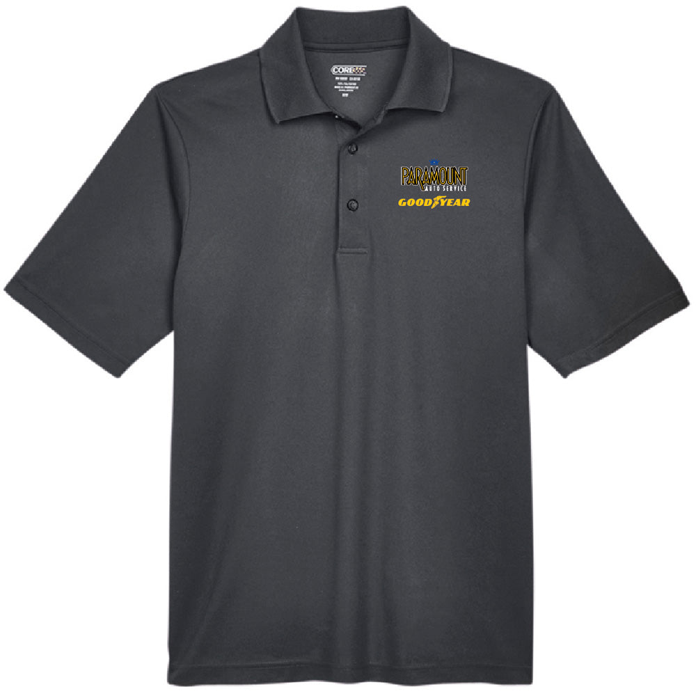 PARAMOUNT - CORE 365 S/S PERFORMANCE POLO-Polos-Advanced Sportswear