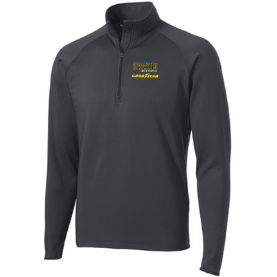 PARAMOUNT - Sport-Tek® Sport-Wick® Stretch 1/2-Zip Pullover-Sweatshirt-Advanced Sportswear