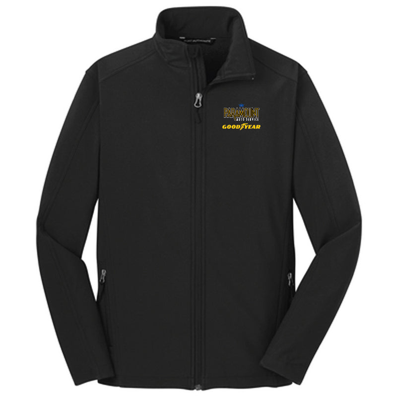 PARAMOUNT - Port Authority® Core Soft Shell Jacket-Outerwear-Advanced Sportswear