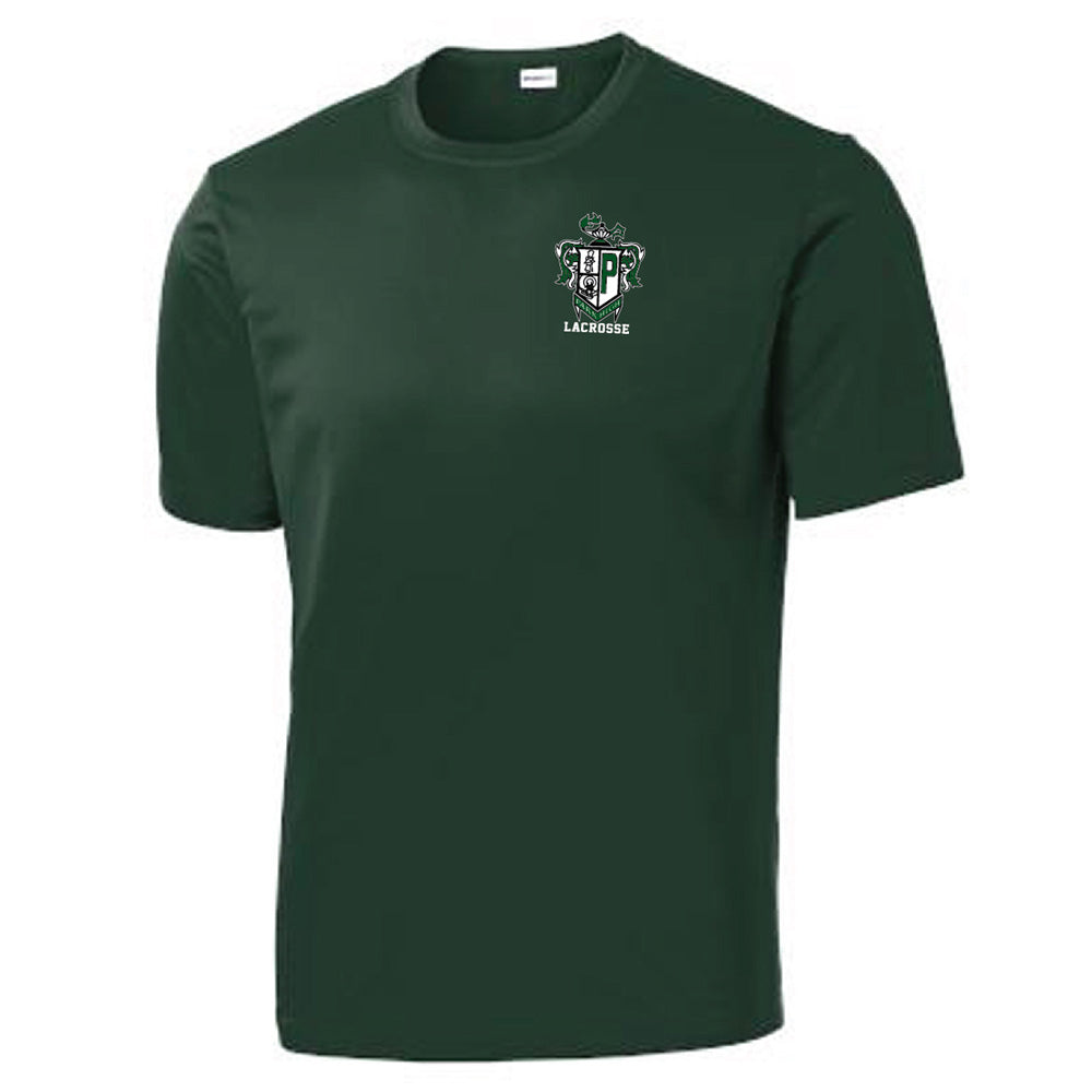 PARK LAX S/S COMPETITOR PERFORMANCE T-performance-Advanced Sportswear