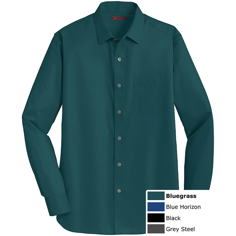 RED HOUSE SLIM FIT TWILL SHIRT - Advanced Sportswear Inc, - Newport, MN