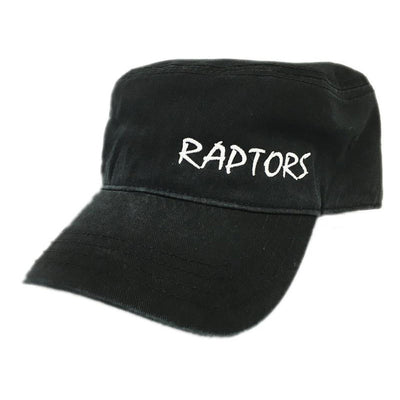 RAPTORS MILITARY CAP - Advanced Sportswear Inc, - Newport, MN