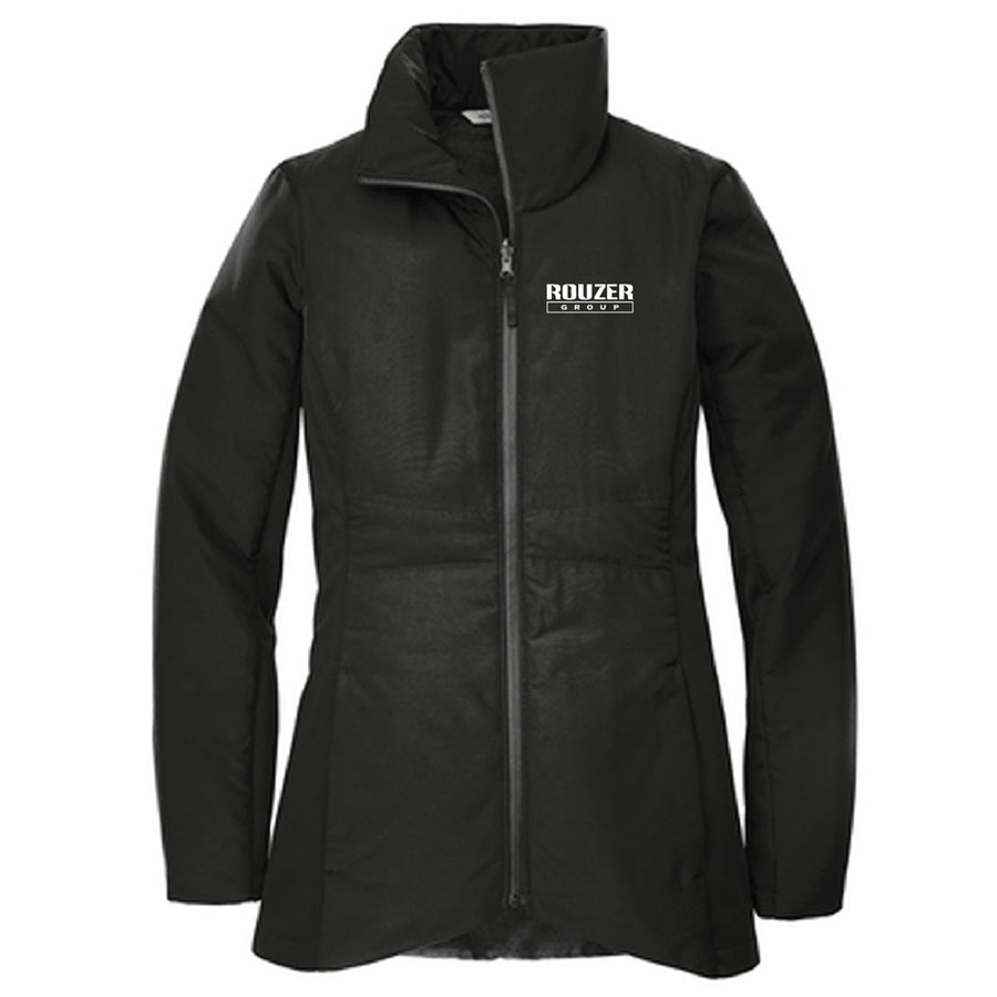 Rouzer Ladies Insulated Jacket - Advanced Sportswear Inc, - Newport, MN