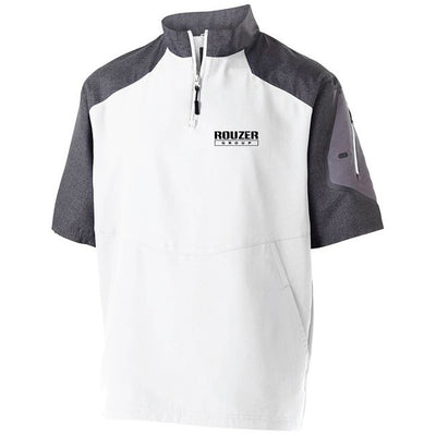 ROUZER HOLLOWAY RAIDER SHORT SLEEVE PULLOVER-Outerwear-Advanced Sportswear