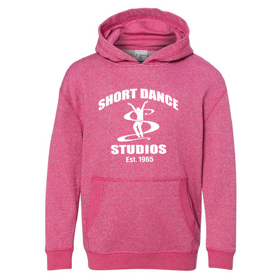 SDS - GLITTER FRENCH TERRY HOODIE - Advanced Sportswear Inc, - Newport, MN