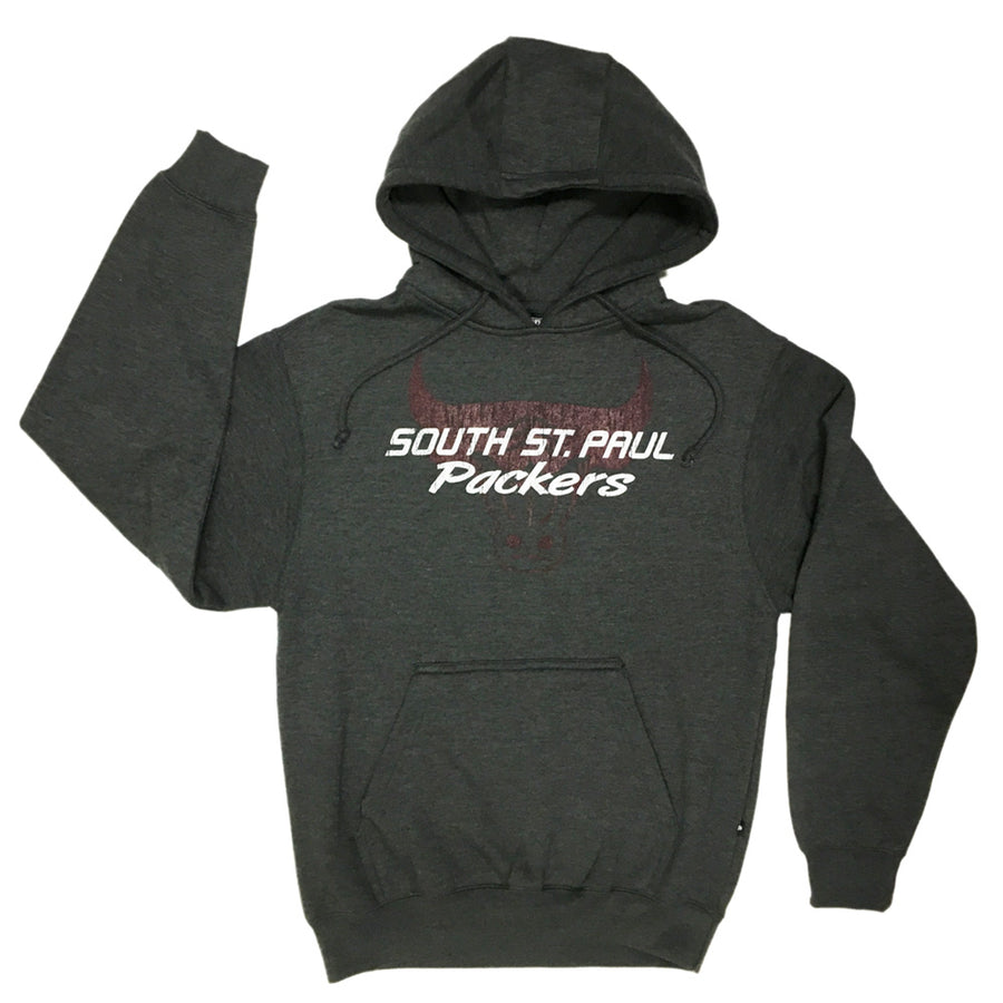 SSP Packers 2C Distressed Hoodie - Advanced Sportswear Inc, - Newport, MN