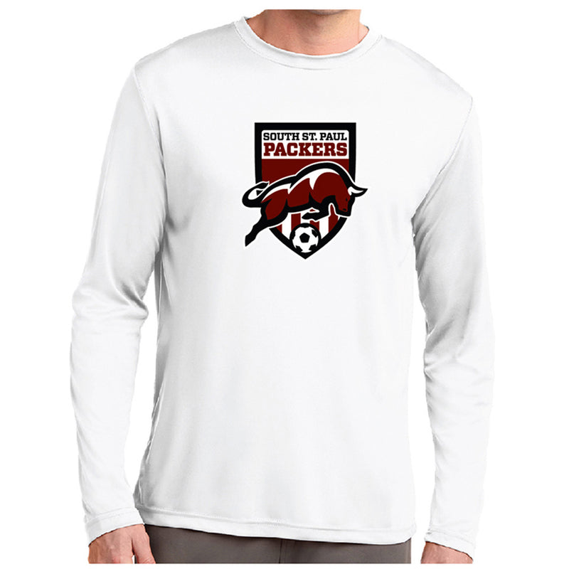 SSP SOCCER - Sport-Tek® Long Sleeve PosiCharge® Competitor™ Tee-performance-Advanced Sportswear