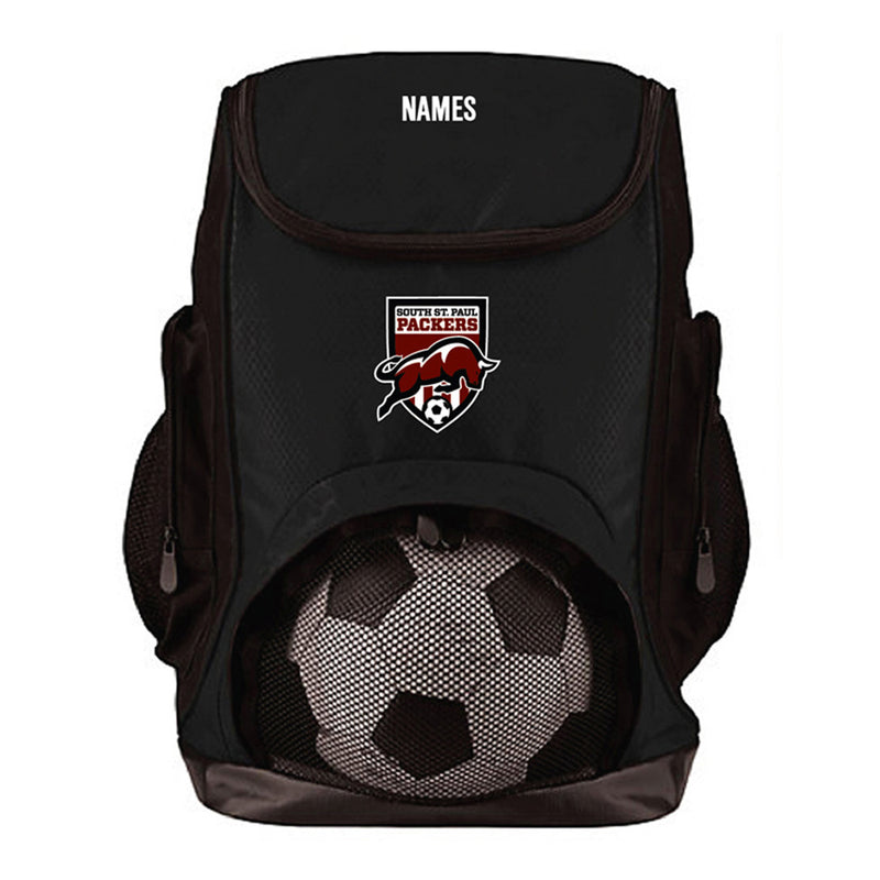 SSP SOCCER - UNIVERSAL BACKPACK-Bags-Advanced Sportswear
