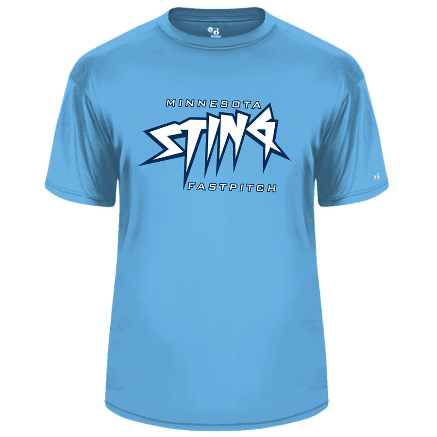 Mn Sting Unisex B-Core S/S Performance T - Advanced Sportswear Inc, - Newport, MN