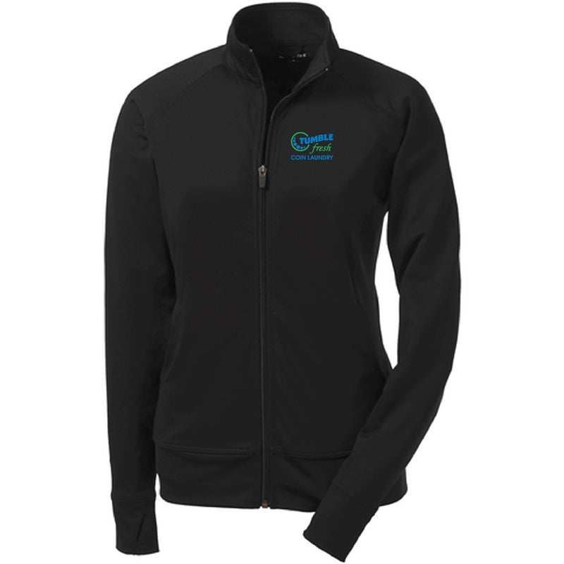 TUMBLE FRESH - Sport-Tek® Ladies NRG Fitness Jacket-Ladies-Advanced Sportswear