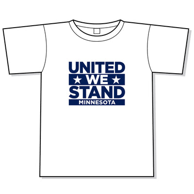 "BELLA+CANVAS ""UNITED WE STAND"" S/S T'SHIRT-TShirts-Advanced Sportswear"