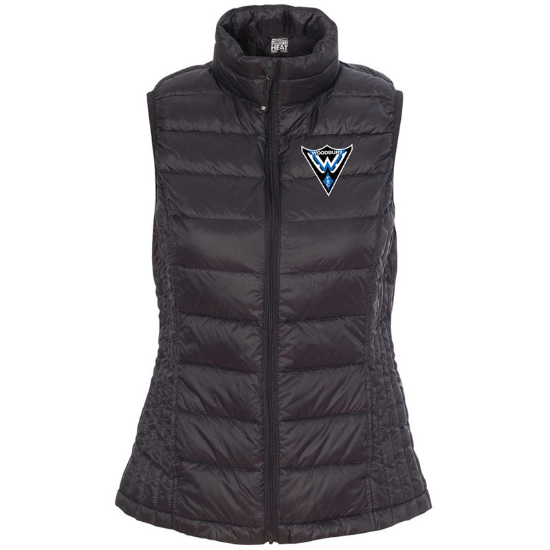 WFS Women's 32 Degrees Packable Down Vest-Outerwear-Advanced Sportswear