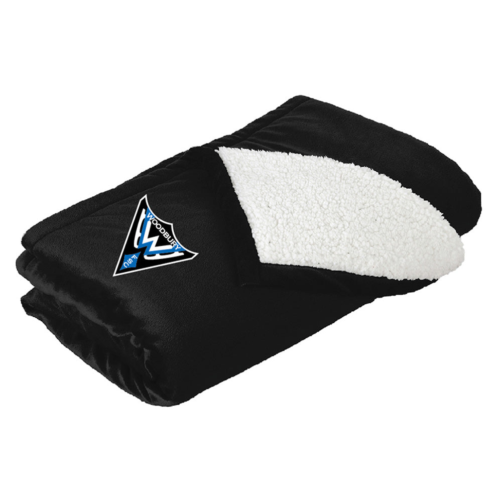 WFS Port Authority® Mountain Lodge Blanket-Accessories-Advanced Sportswear