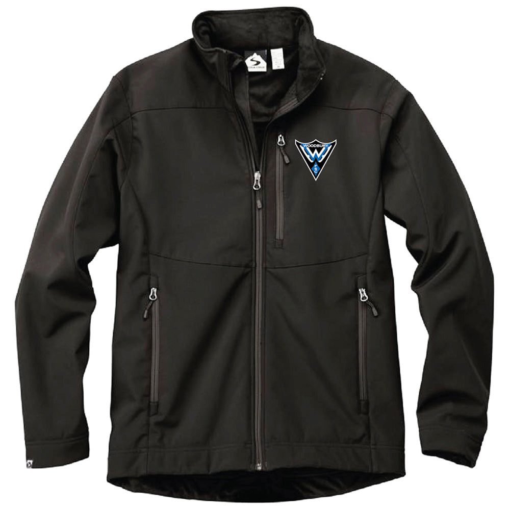 WFS - STORM CREEK Men's Velvet Lined Softshell Jacket-Outerwear-Advanced Sportswear