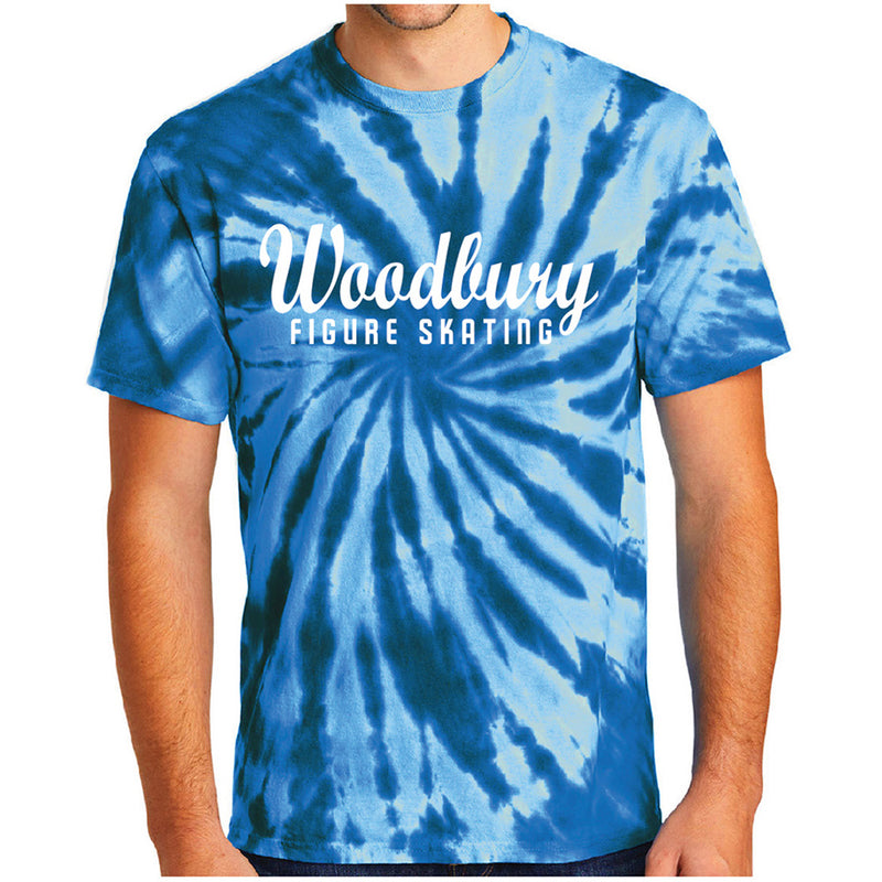 WFS - SPIDER TIE DYE T-TShirts-Advanced Sportswear