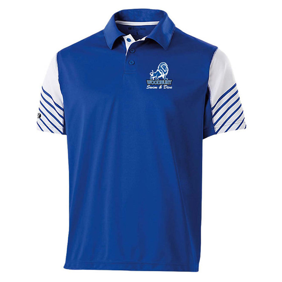 WGSD - ***PARENT Mens Arc Polo - Advanced Sportswear Inc, - Newport, MN