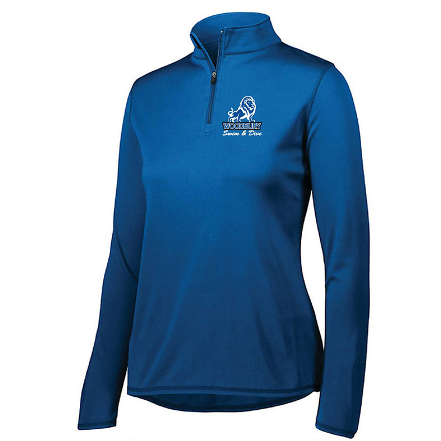 WGSD - Ladies Attain 1/4 Zip Jacket - Advanced Sportswear Inc, - Newport, MN