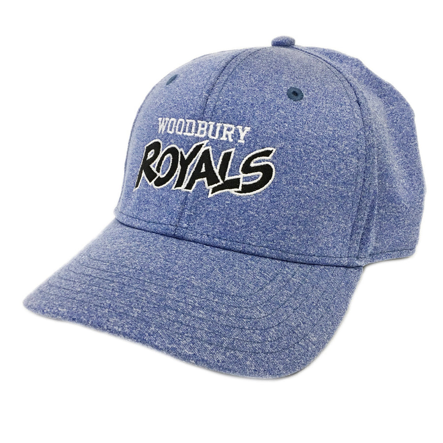Woodbury Royals Heathered Hat - Advanced Sportswear Inc, - Newport, MN