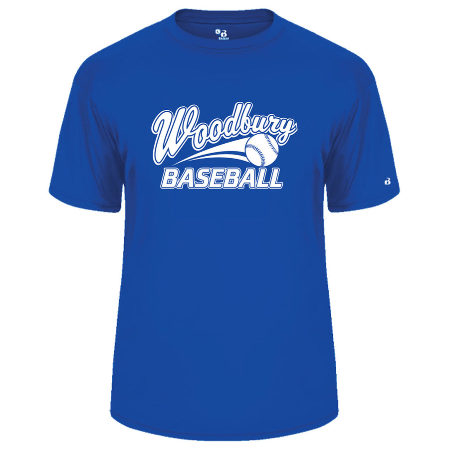WAA Baseball S/S B-Core Performance T